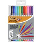 BIC Intensity Medium Stylos Feutres Pointe Moyenne (0