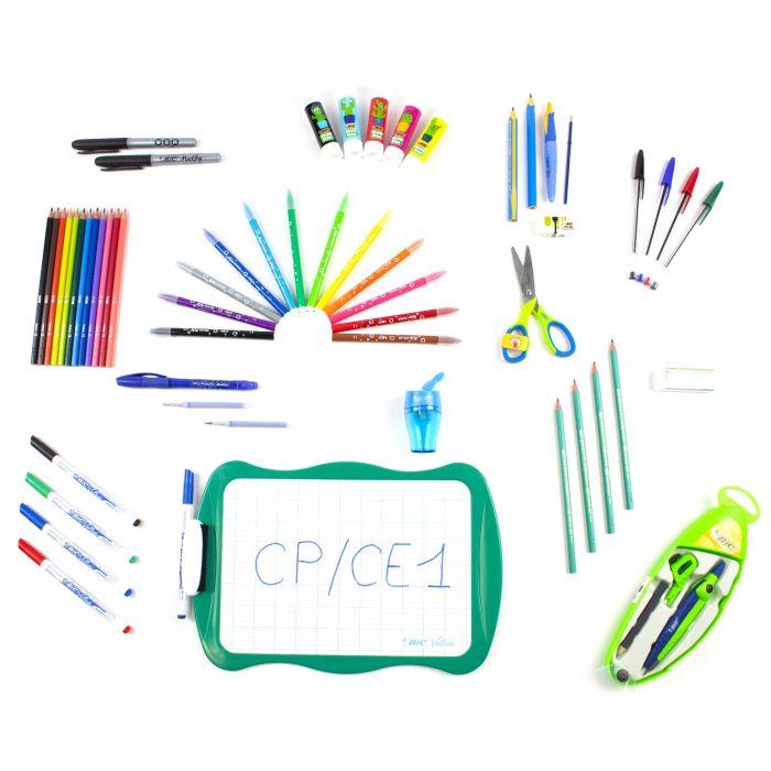 Kit rentrée scolaire CP/CE1 gauchers