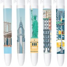 BIC 4 couleurs New York