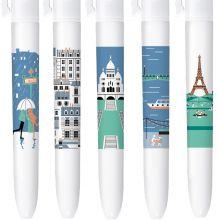 BIC 4 Couleurs Edition Limitée Paris
