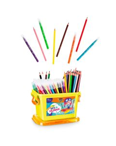 BIC Kids Ma Boîte de Coloriages 120 pièces de coloriage