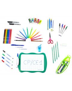 Kit rentrée scolaire CP/CE1 droitier