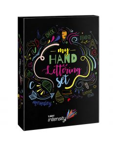 BIC My Hand Lettering Kit - Stylos Feutres BIC Intensity Fine (x20 / 0