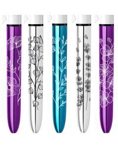 BIC 4 Couleurs Edition Limitée - Art Floral - 5 stylos BIC 4 Couleurs