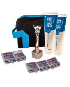 BIC Shave Club 3 Blades - 6 Months Full Shave Set