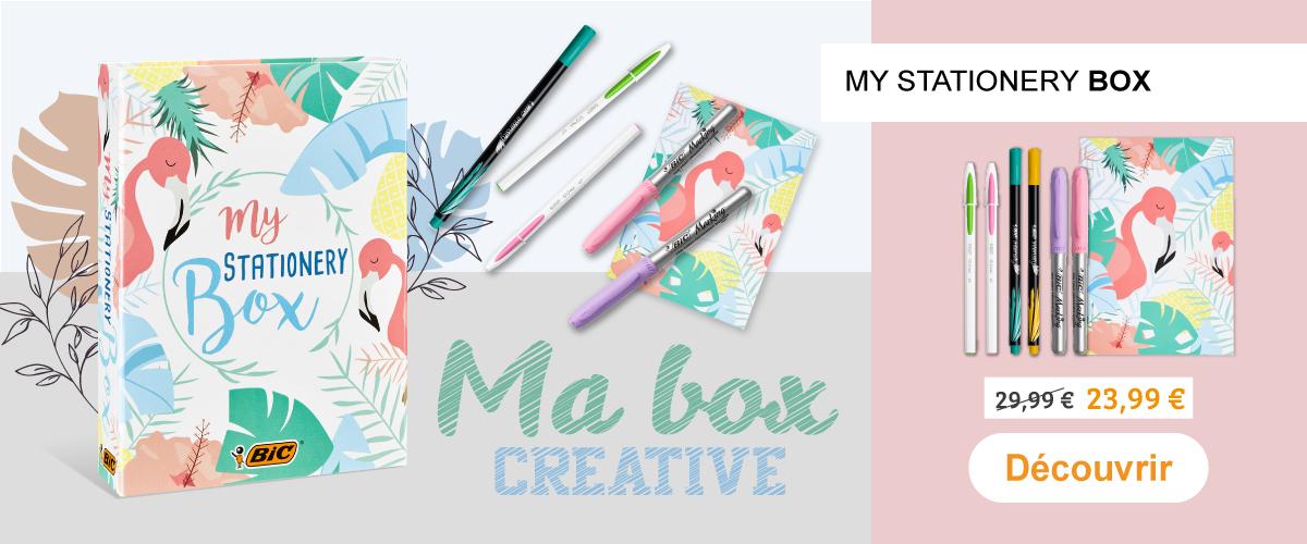 Fête des mères - My stationery box