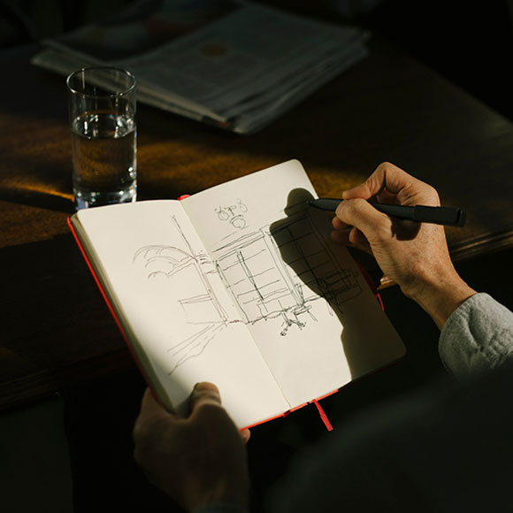 About Moleskine