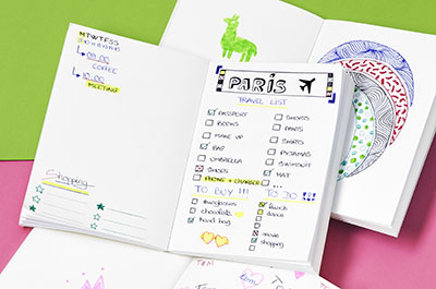 Kits d'écriture